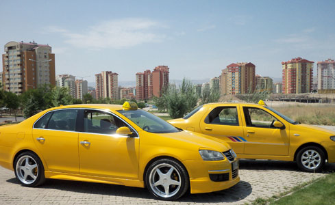 Легковое такси Некрасовка